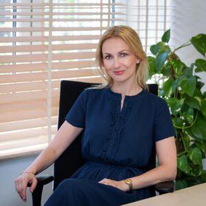 Dietetyk, diabetolog Manuela Drozd-Sypień