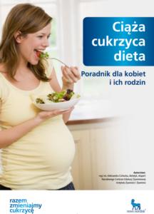 Ciąża cukrzyca dieta